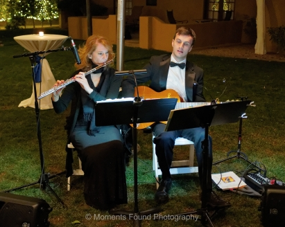 flute guitar wedding music WigWam Resort Litchfield Park