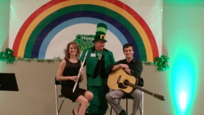 Celtic music performed in Peoria, AZ