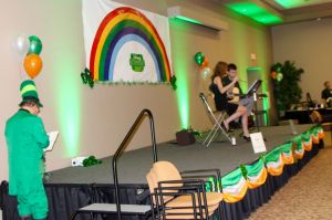 Celtic music performed in Peoria, AZ for St. Patrick's Day