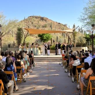 Wedding Ceremony SoSco flute guitar music Phoenix DBG
