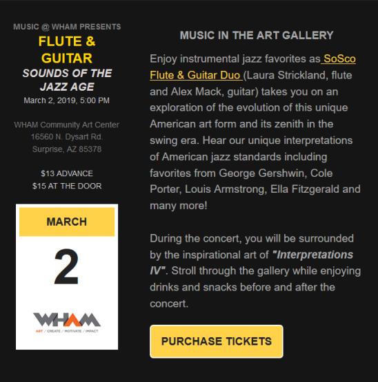 flute guitar music art gallery