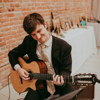 Alex Mack, guitar, SoSco Flute & Guitar Duo Phoenix